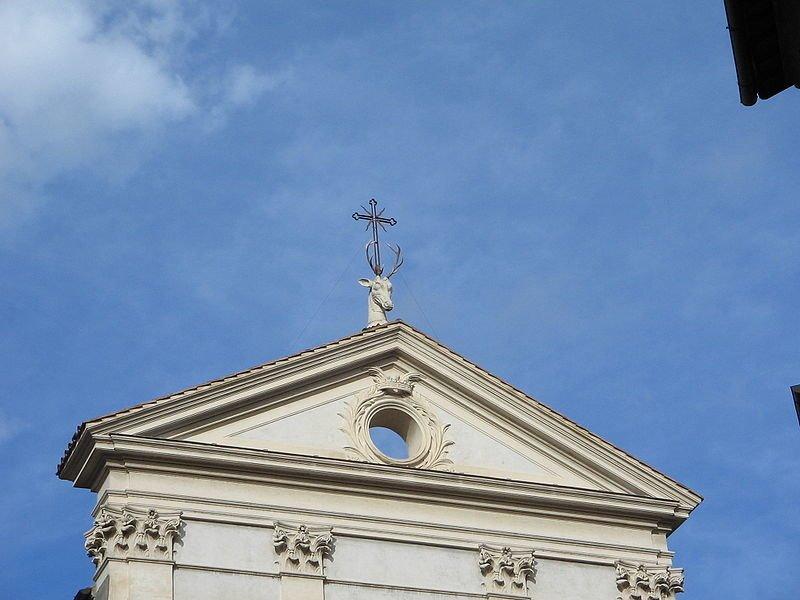 Iglesia de Sant'Eustachio - riona Sant'Eustachio
