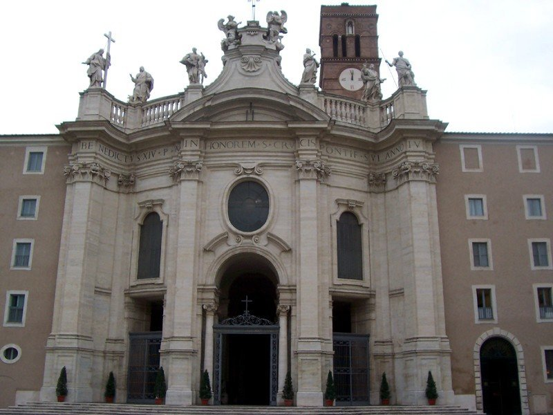 Basílica de la Santa Croce in Gerusalemme