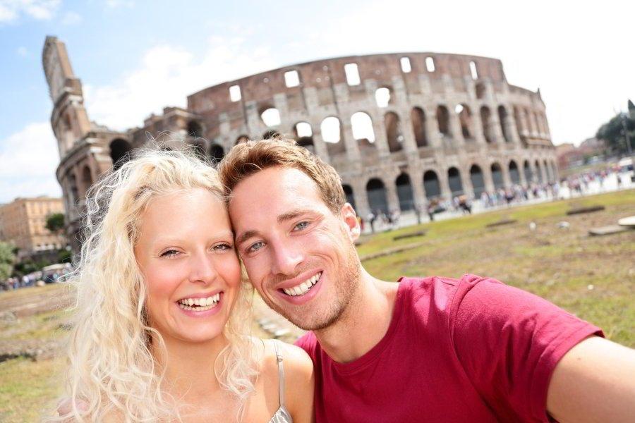 La Roma Antigua y el Coliseo, excursión de medio día a pie sin colas