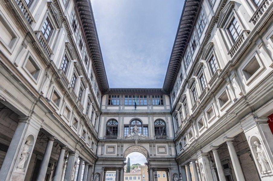 Galería de los Uffizzi