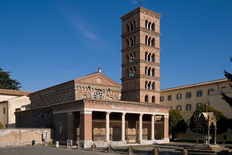 Abadía de Santa María, Grottaferrata