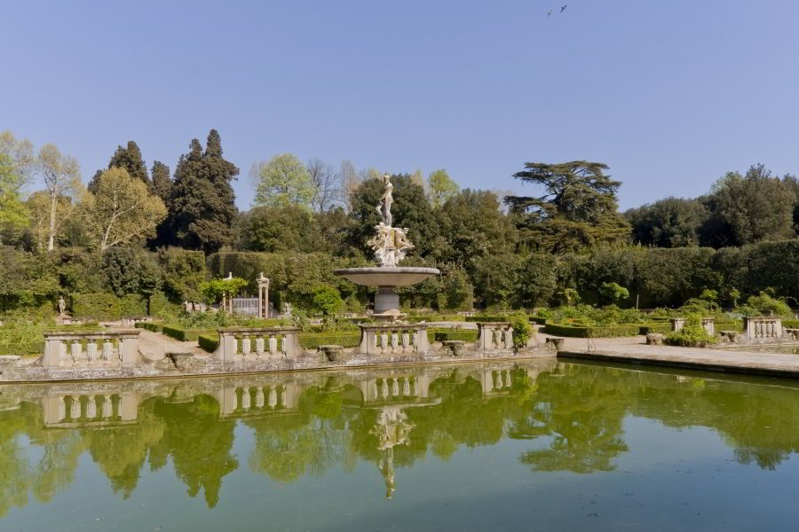 Jardines de Bolboli