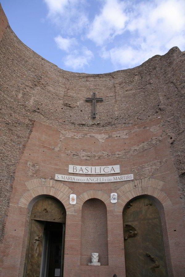 Santa María de los Ángeles y los Mártires