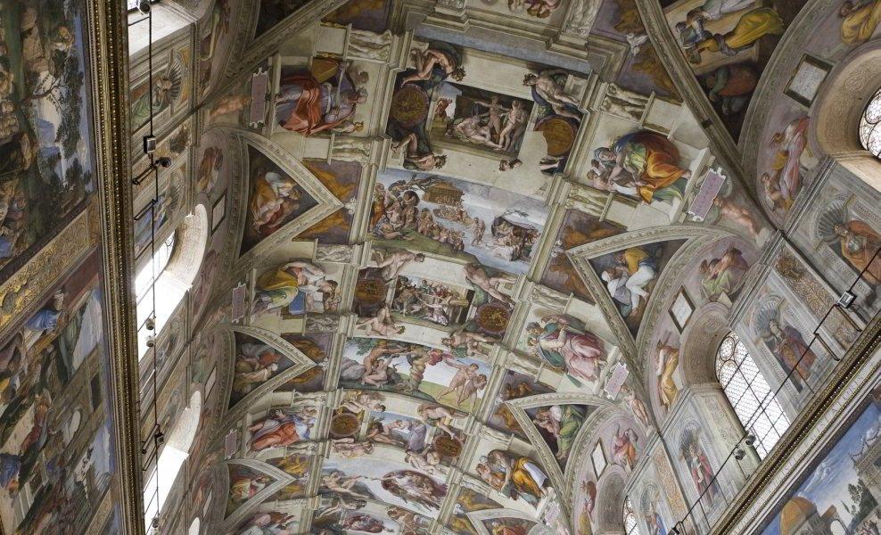 Entrada sin colas a los Museo Vaticanos
