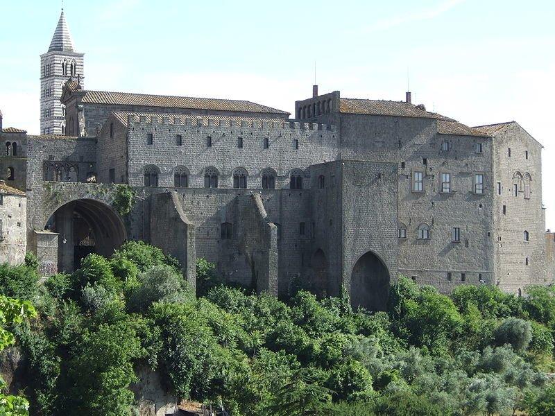 Viterbo - Palacio Papal