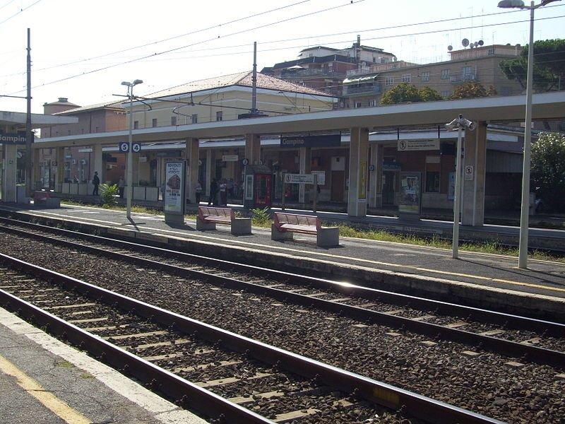 Estación de Ciampino