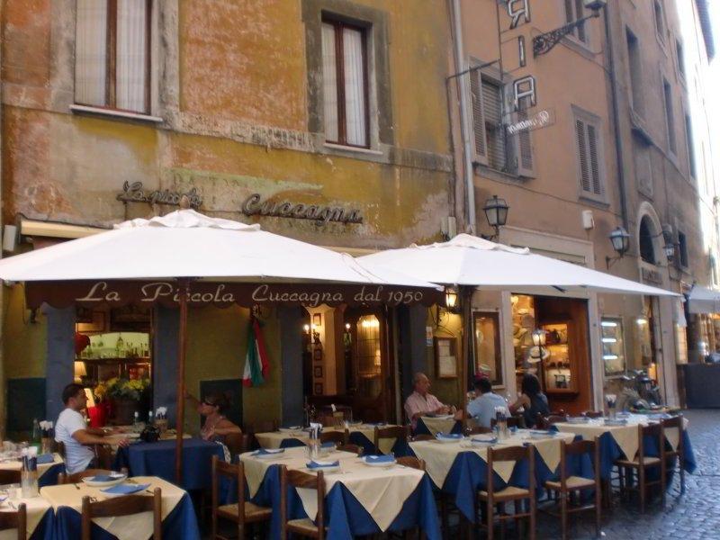 Horarios en Roma