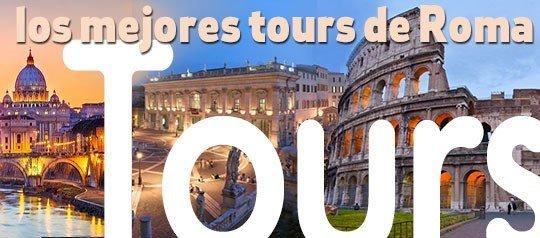 Todos los tours y visitas guiadas en Roma