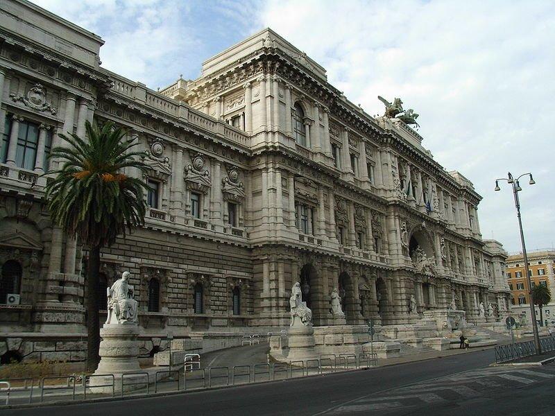 Palacio de Justicia - rione Prati
