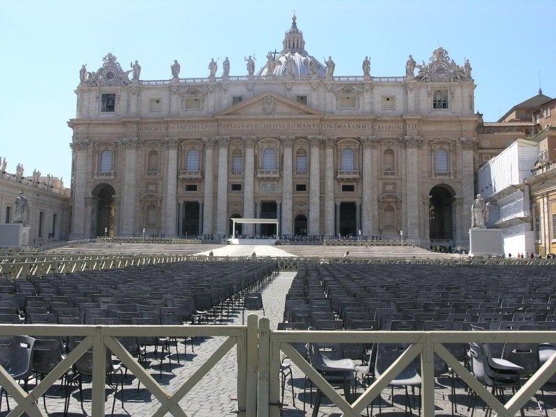 Audiencia Papal y presentación