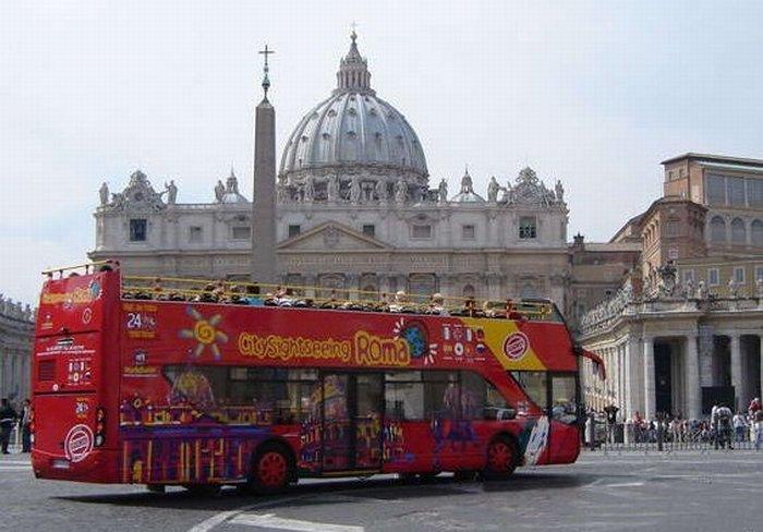 Bus Turístico de Roma