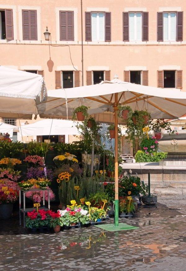 Piazza del Campo de' fiori