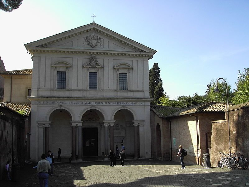 Basílica y Catacumbas de San Sebastián