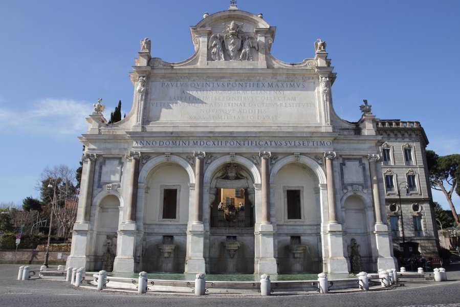 Fontanone dell'Acqua Paola