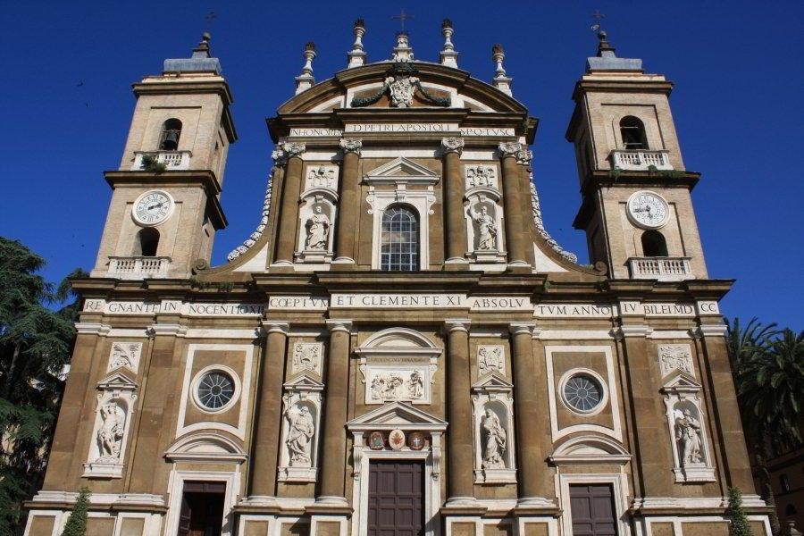 Basílica de San Pedro Apóstol de Frascati
