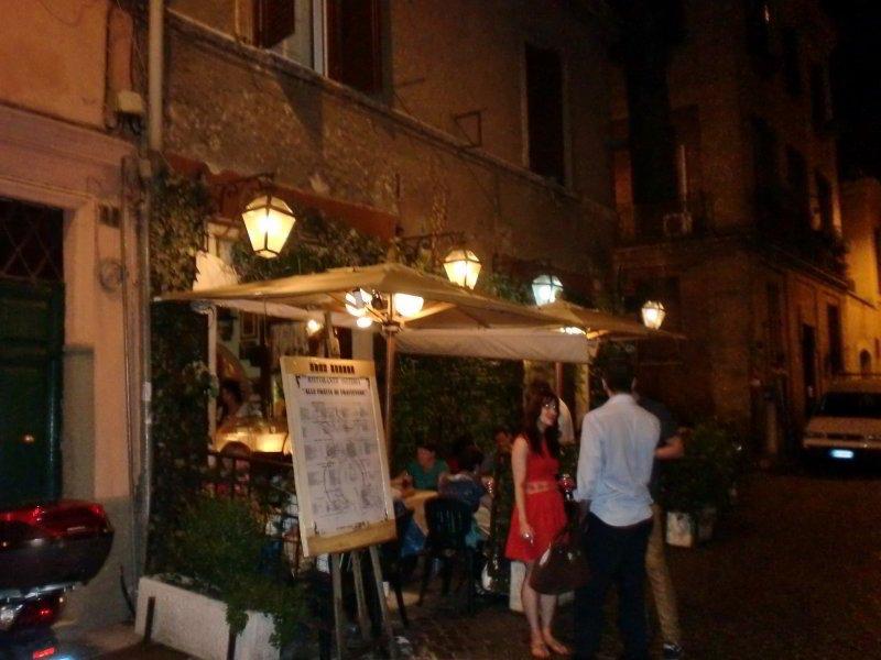 Idioma en Roma