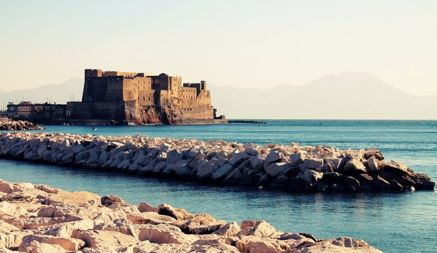 Excursión en Grupo a Nápoles y Pompeya