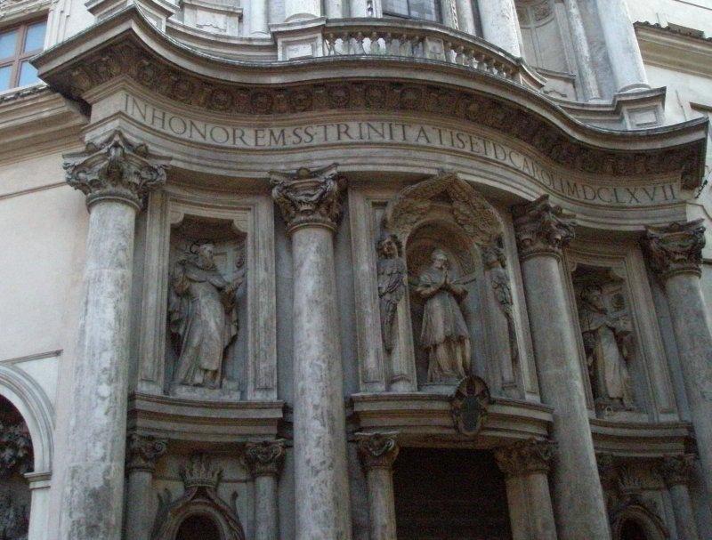 Iglesia de San Carlo alle Quattro Fontane