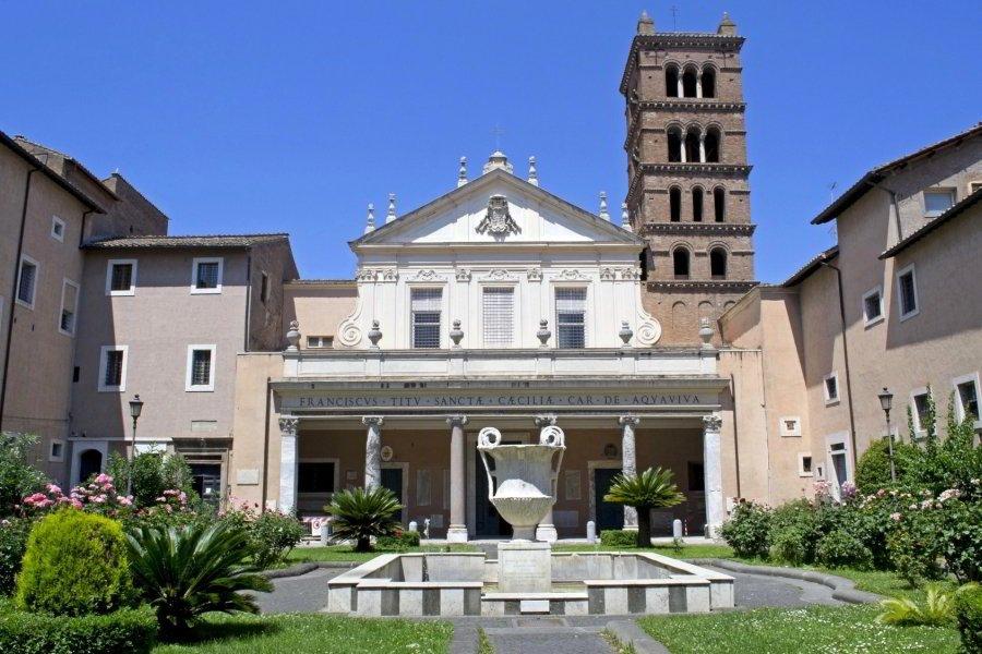 Basilica de Santa Cecilia in Trastevere