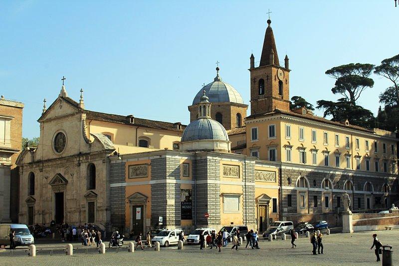 Iglesia de Santa Maria del Popolo