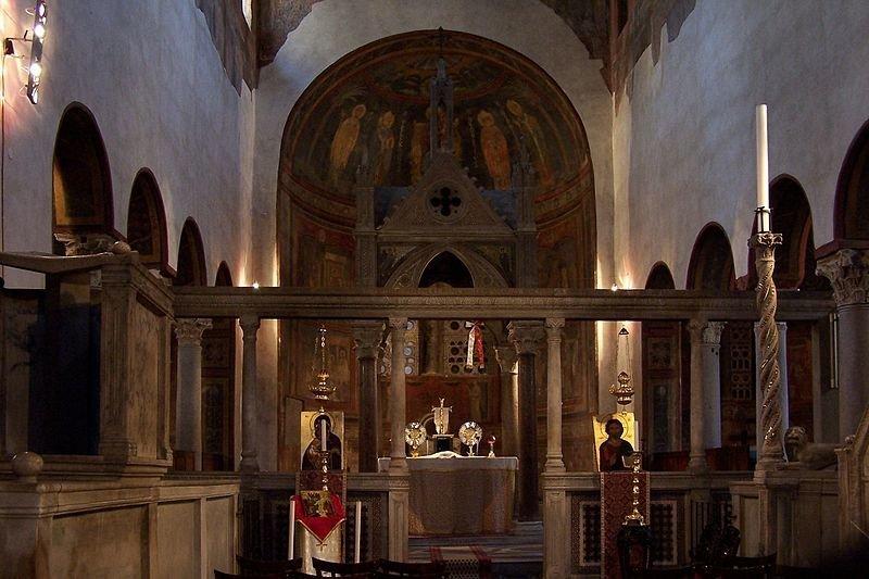 Iglesia de Santa Maria in Cosmedin
