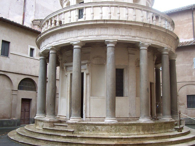 Tempietto di Bramante