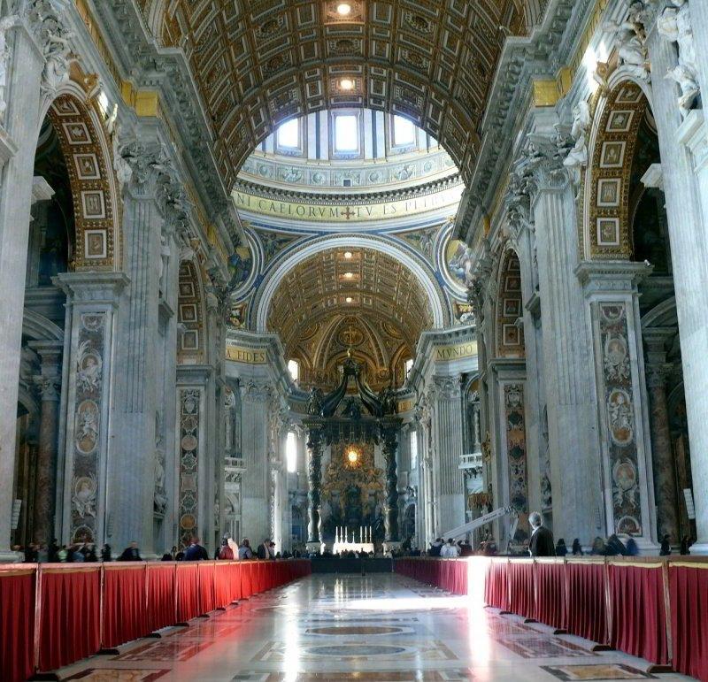 Visita al Vaticano para Grupos
