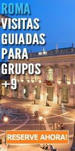 Visitas Guiadas para Grupos en Roma