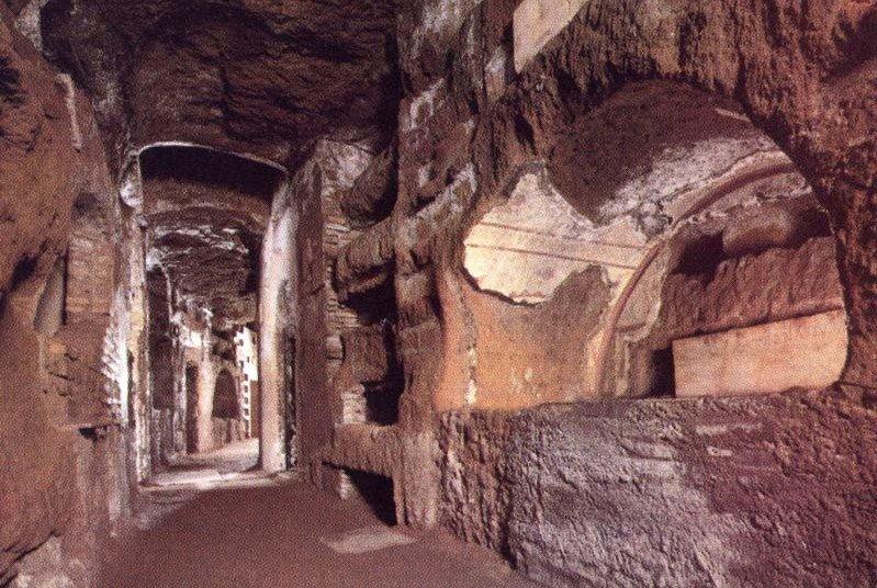 Visita para Grupos a las Catacumbas de Roma