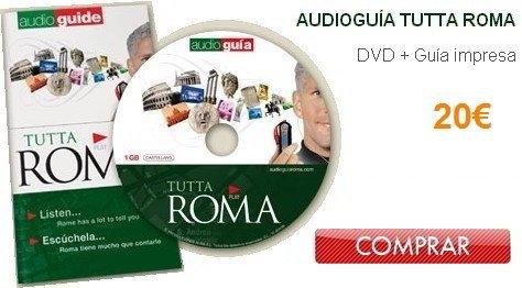 Comprar la AudigoGuía de Roma