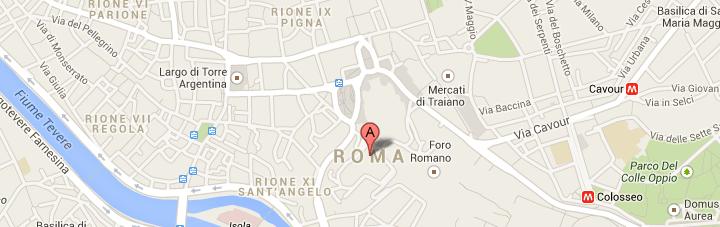 Punto de Salida Roma de Noche